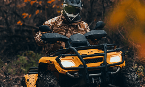 Snowmobile & ATV Insurance