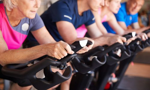 Personal Trainers & Fitness Instructors